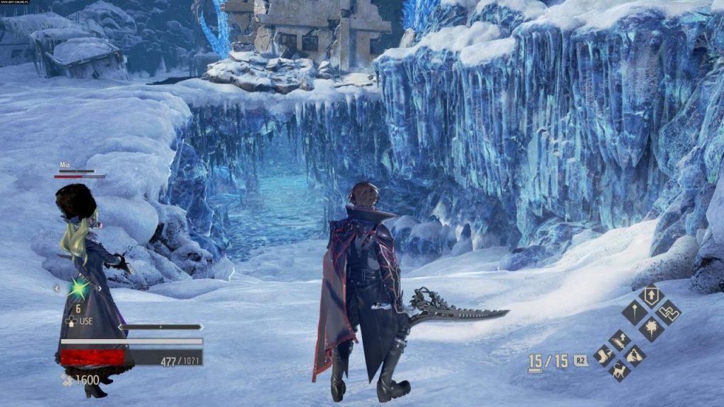 Code Vein jeu vidéo