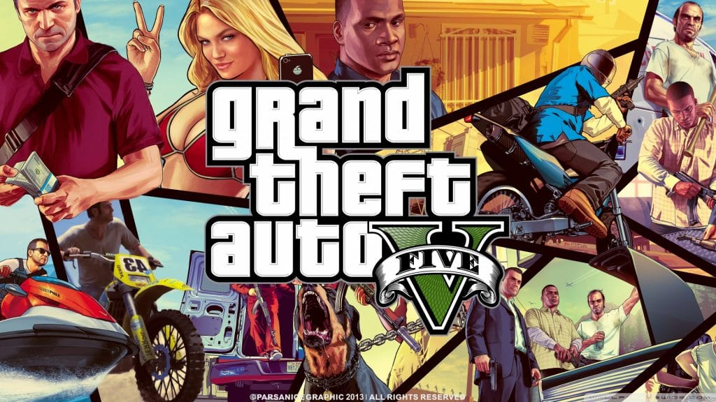 Grand Theft Auto™ V