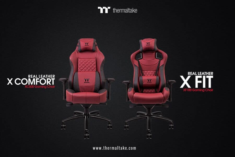 fauteuil gaming Thermaltake X Fit & X Comfort