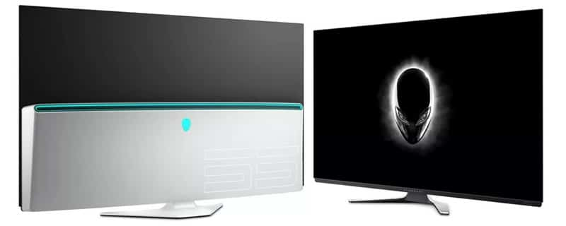"""Alienware AW5520QF 55"""" OLED"""