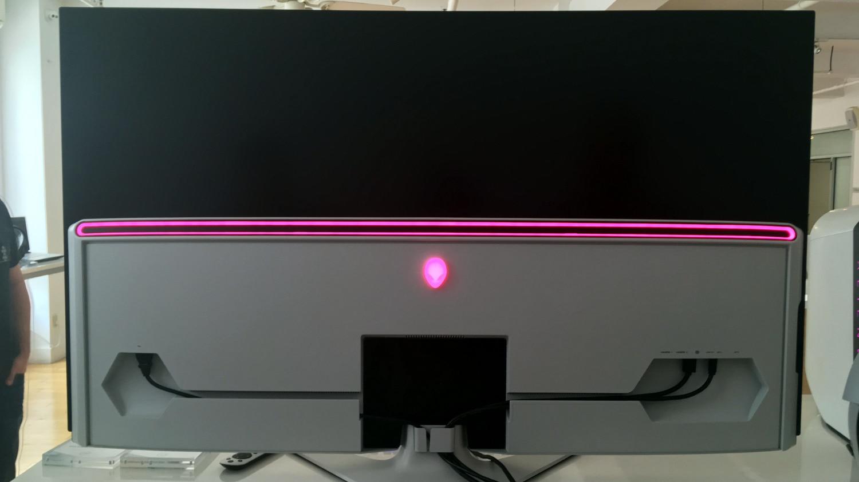 "Écran Alienware AW5520QF 55"" OLED"