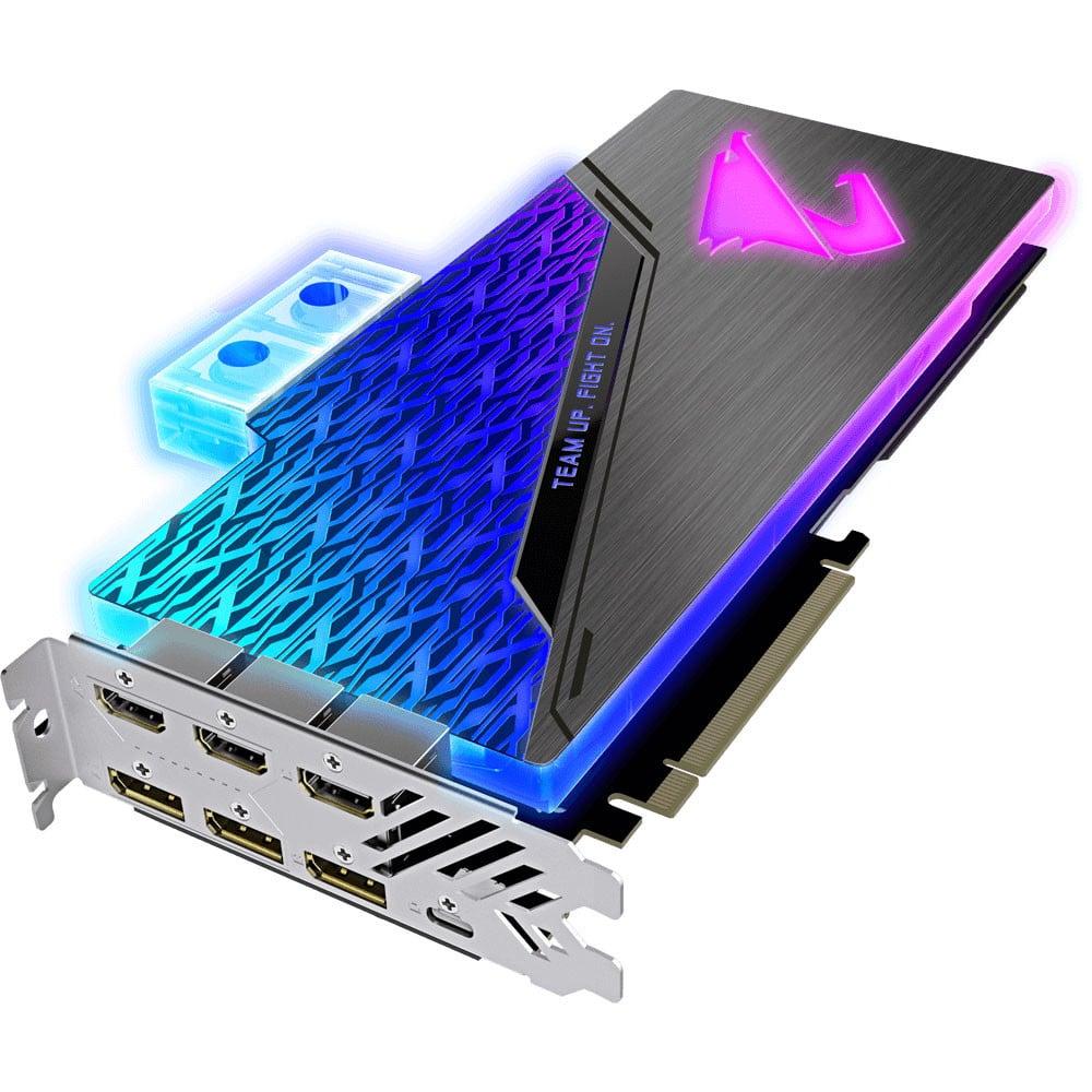 Carte graphique AORUS RTX 2080 SUPER WaterForce WB
