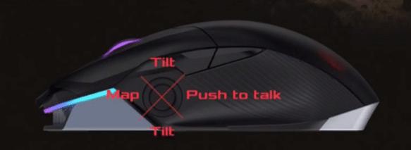 mode numérique joystick