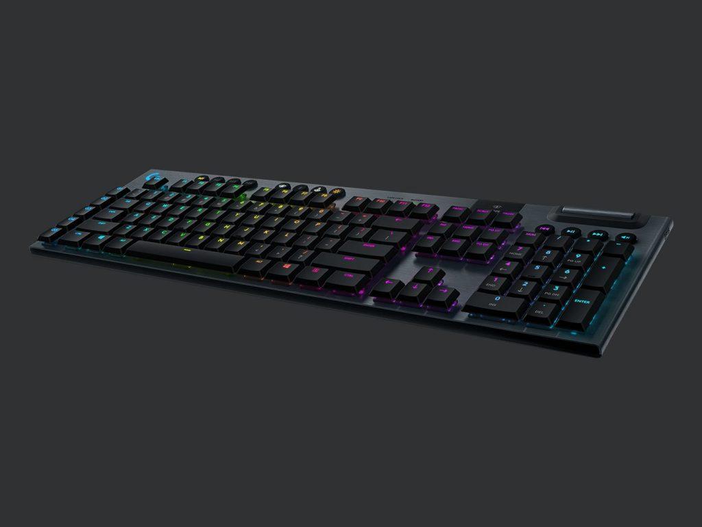 Logitech G915 Lightspeed de bias