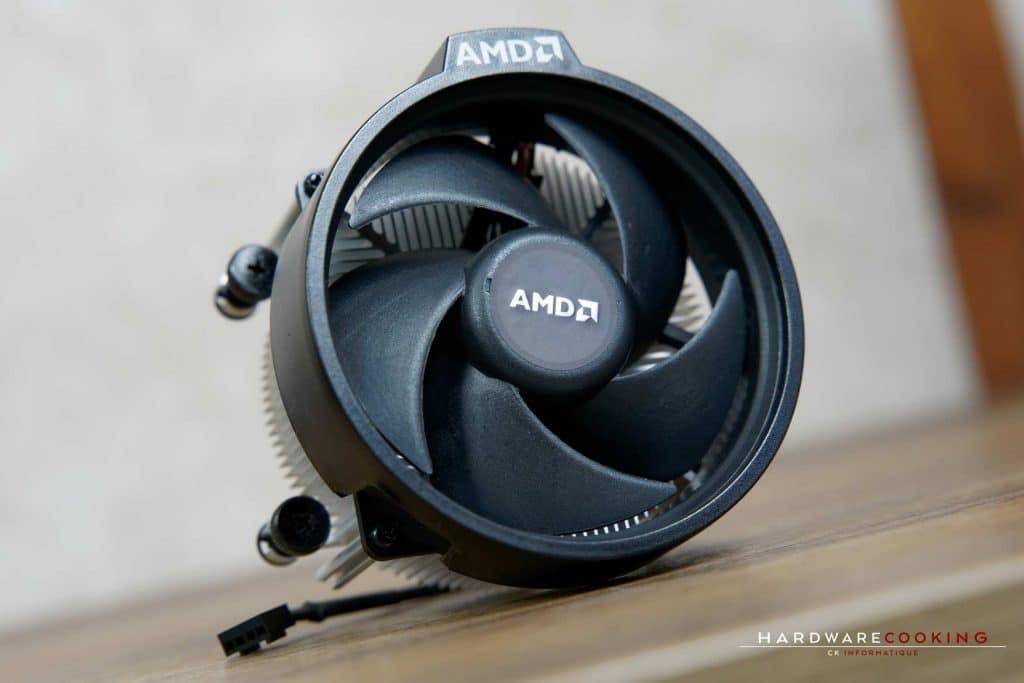 ventirad AMD Wraith Spire Cooler
