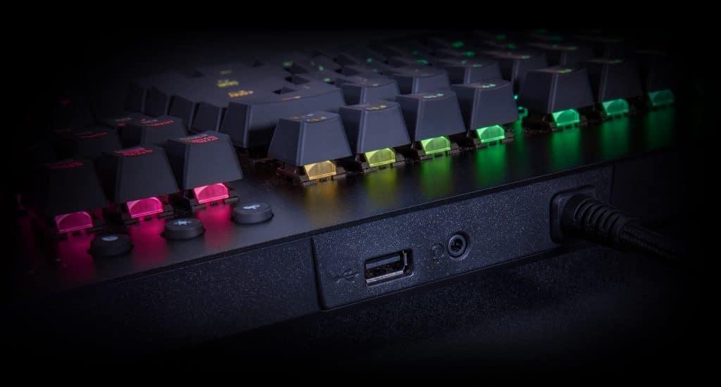 Thermaltake Level 20 Prise USB et Audio