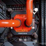 Build ROG X Phanteks par hardwarecooking - CK Informatique