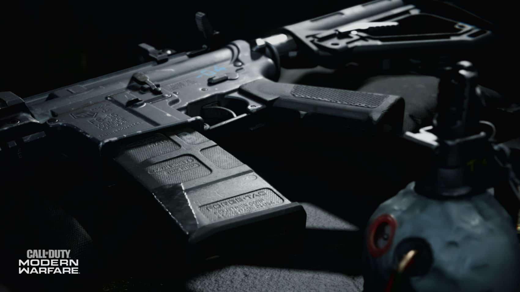 Call of Duty : Modern Warfare configuration recommandée