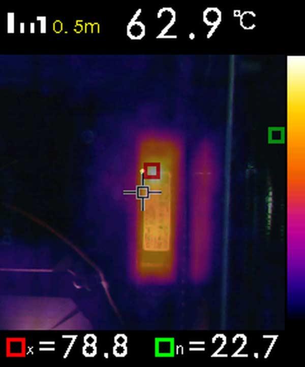 Caméra tehrmique SSD Crucial P1 1 To sans dissipateur thermique