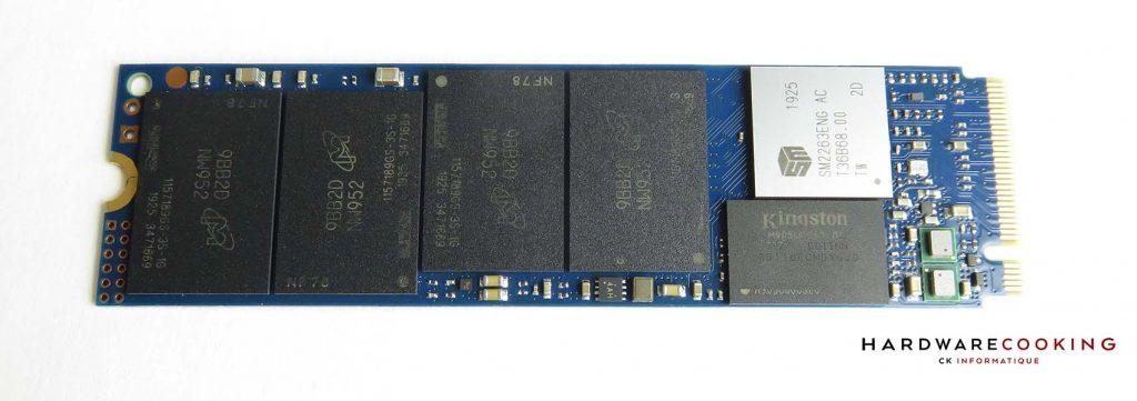 Kingston A2000 1 To SSD puces mémoire