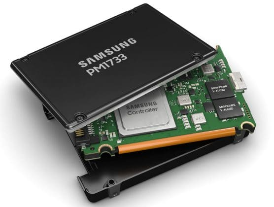 SSD Samsung PM1733 PM1735 PCIe 4.0 U2