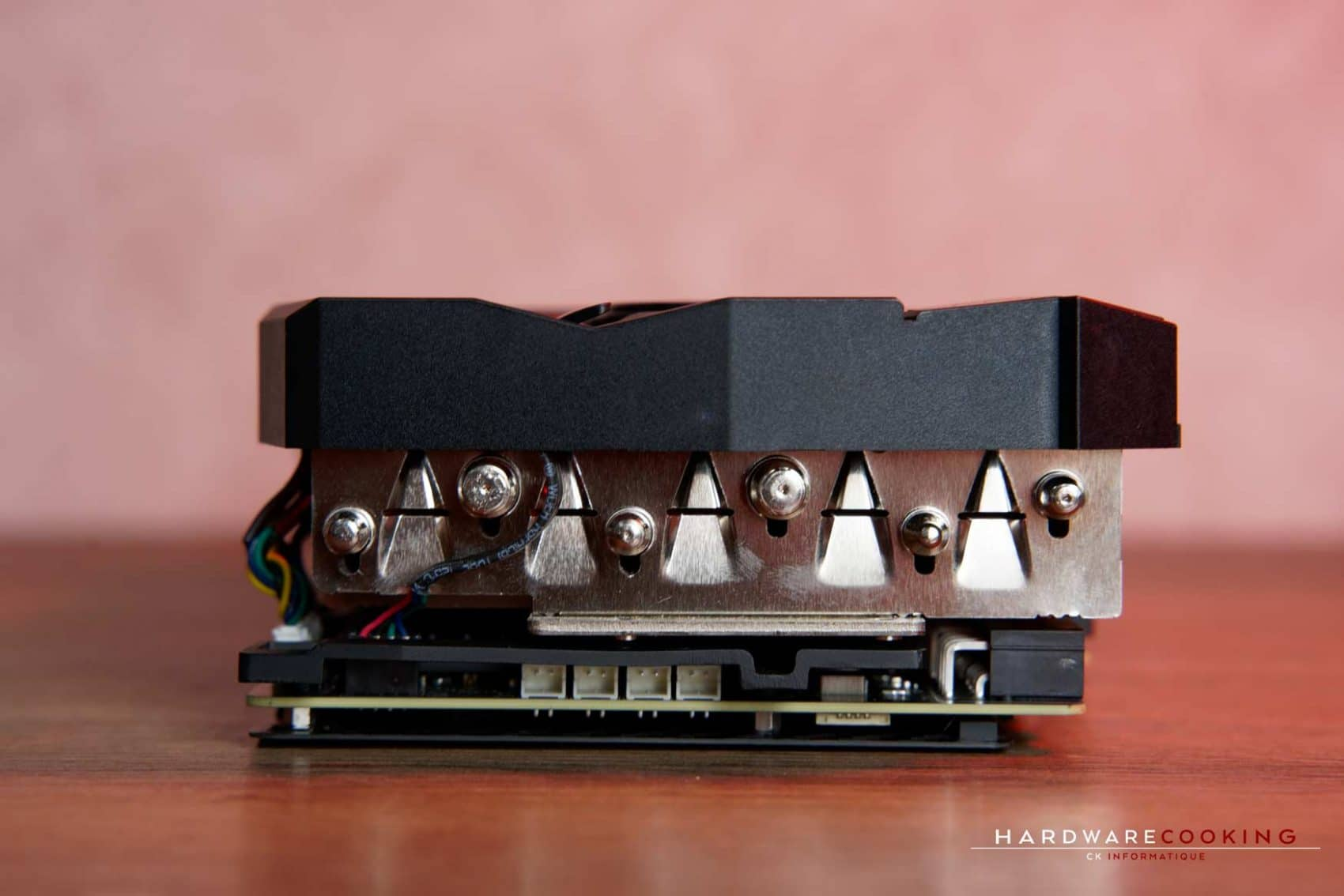 Test MSI RTX 2080 Ti Lightning Z