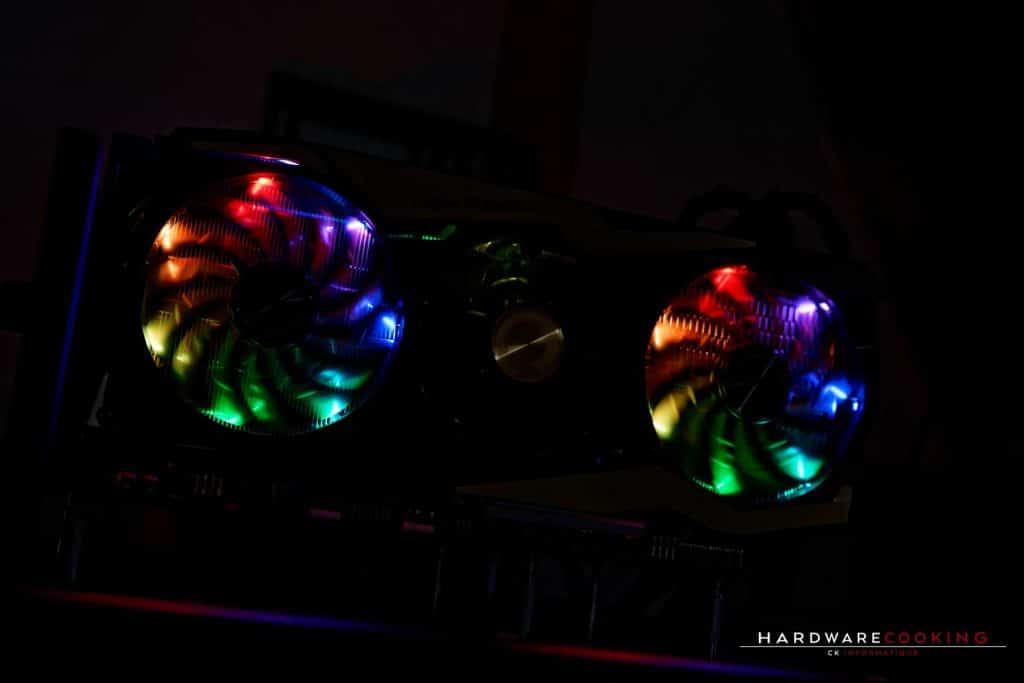 RGB MSI RTX 2080 Ti Lightning Z