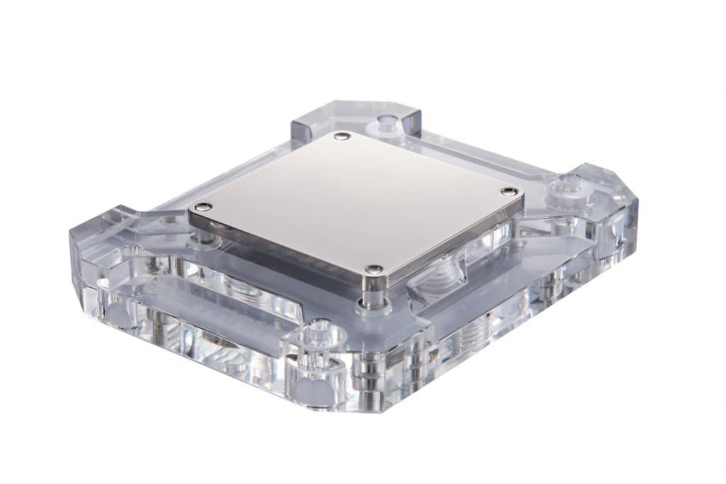 Waterblock CPU Phanteks Glacier C360 Coldplate