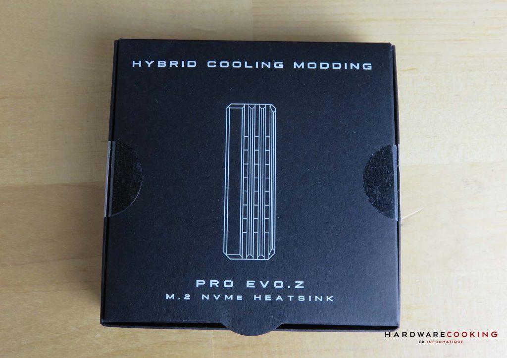 Hybrid Cooling Modding Pro Evo Z boîte