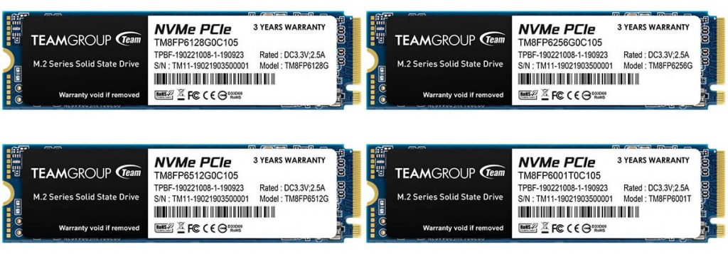 TeamGroup MP33 SSD
