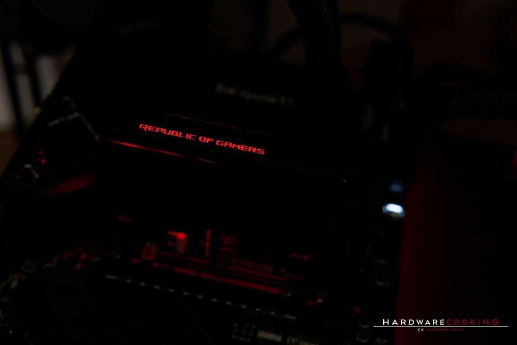 éclairage RGB