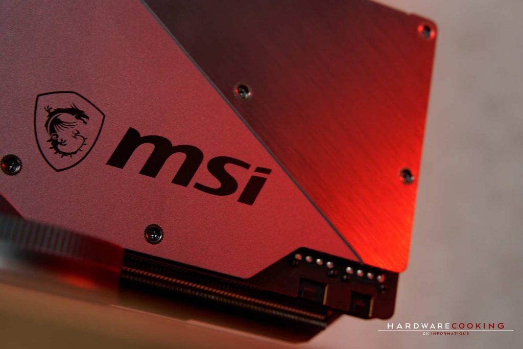 Test MSI RX 5700 XT GAMING X