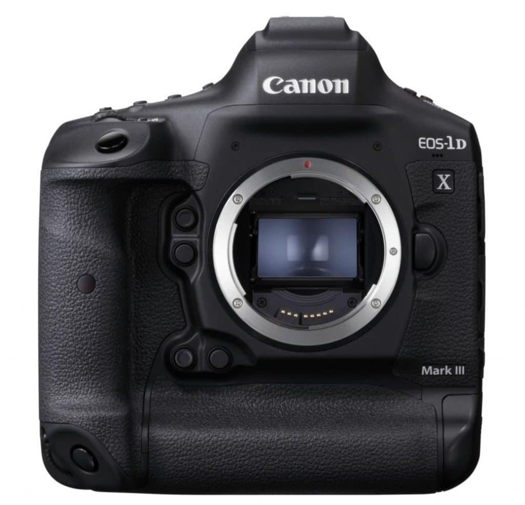 Canon EOS 1DX Mark III boitier nu