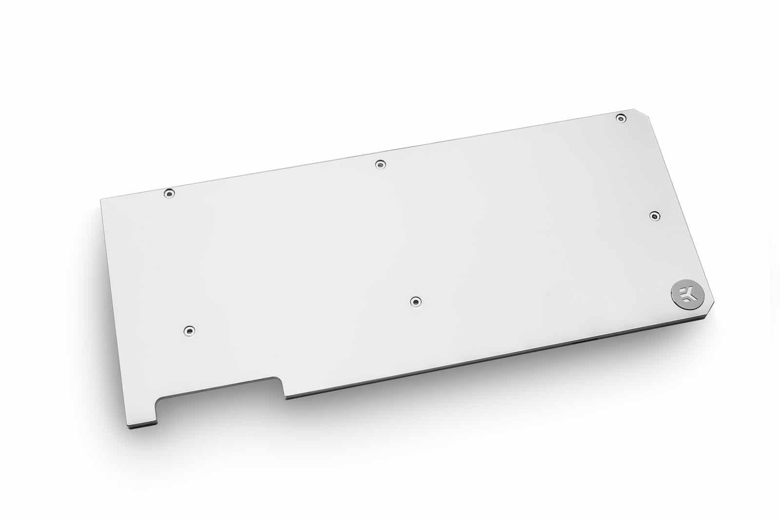 EK Quantum Vector FTW3 RTX 2080 TI backplate nickel