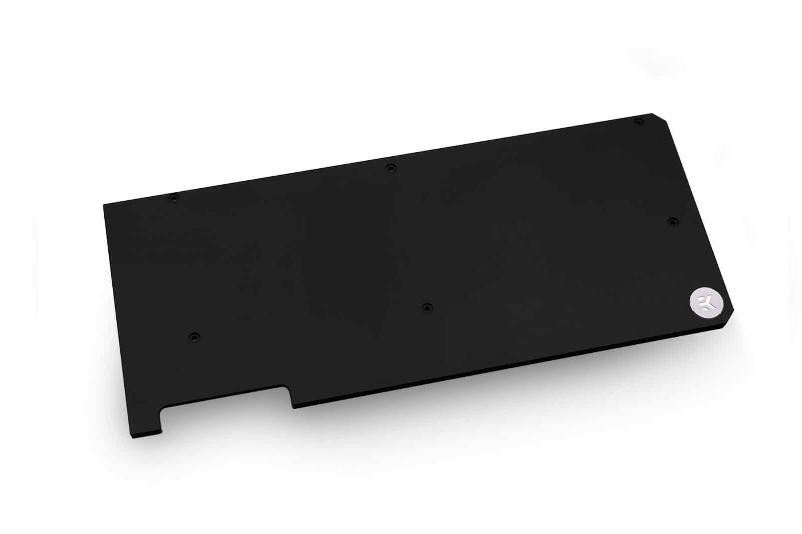 EK Quantum Vector FTW3 RTX 2080 TI backplate noir