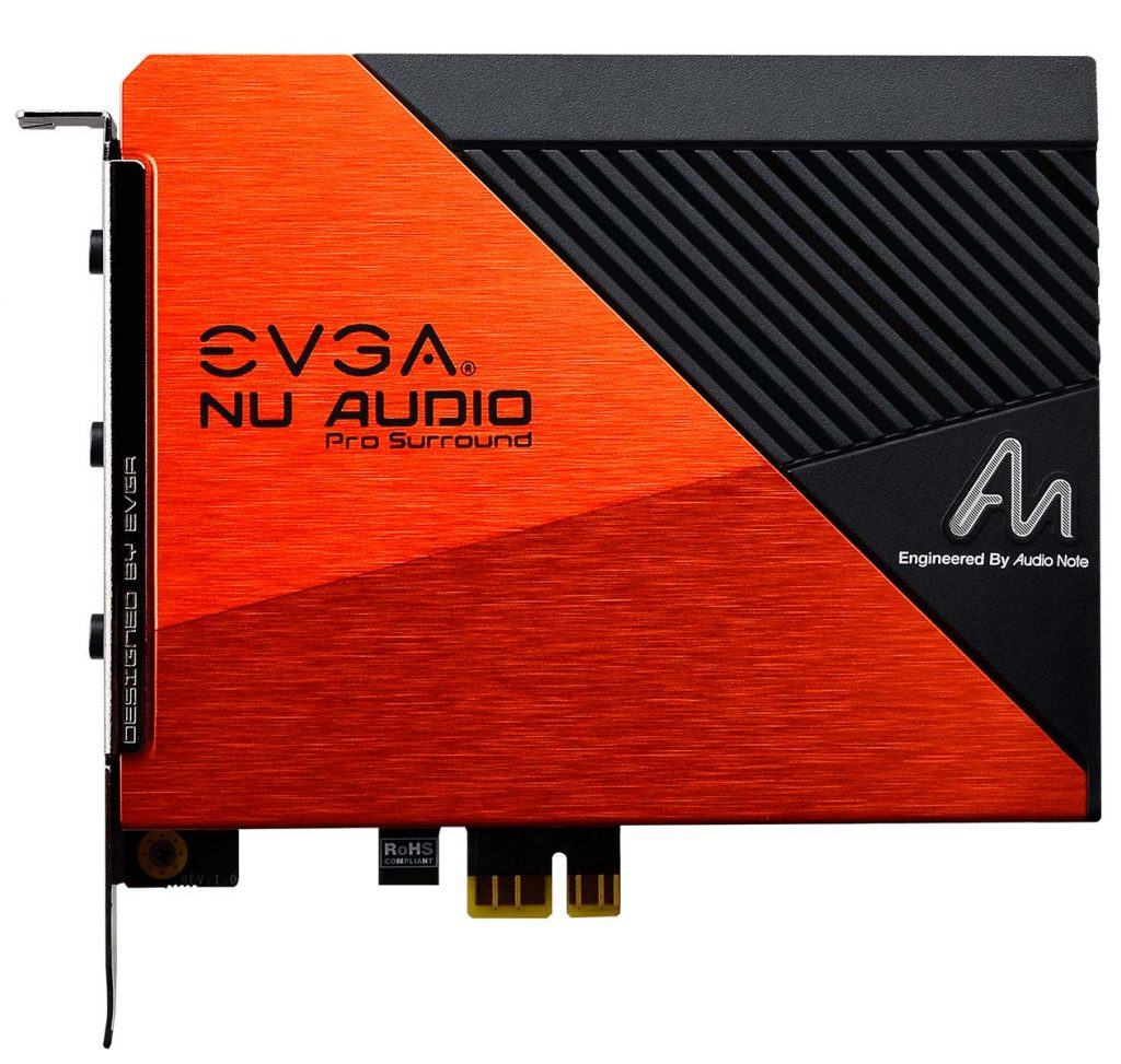 EVGA NU Audio Pro Surround