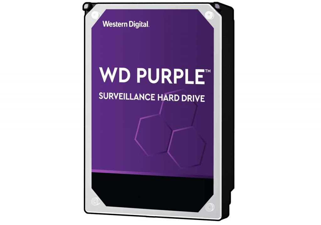 Western Digital WD Purple 14 To