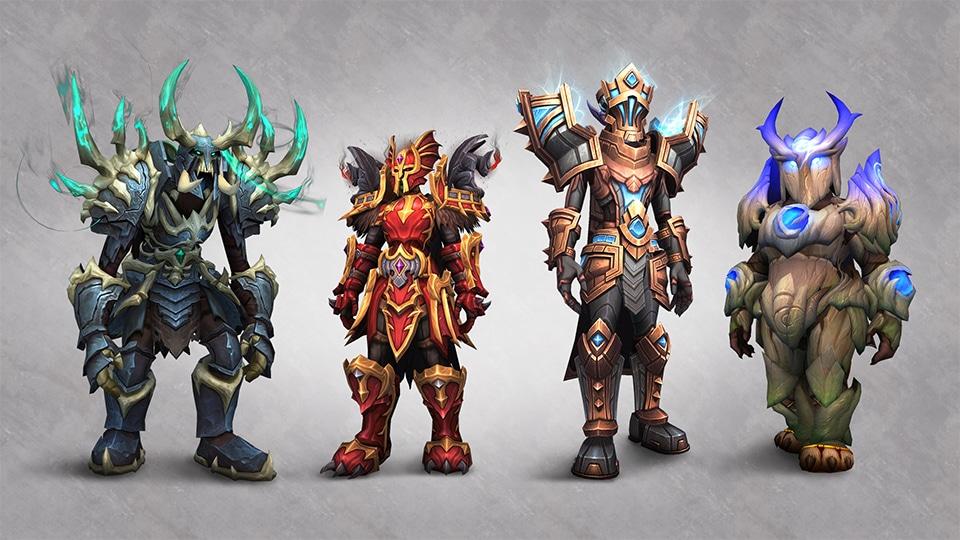 Congrégation World of Warcraft Shadowlands