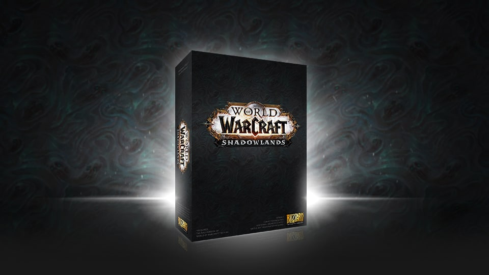 Edition de base World of Warcraft Shadowlands