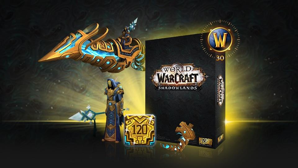 Edition Epic World of Warcraft Shadowlands