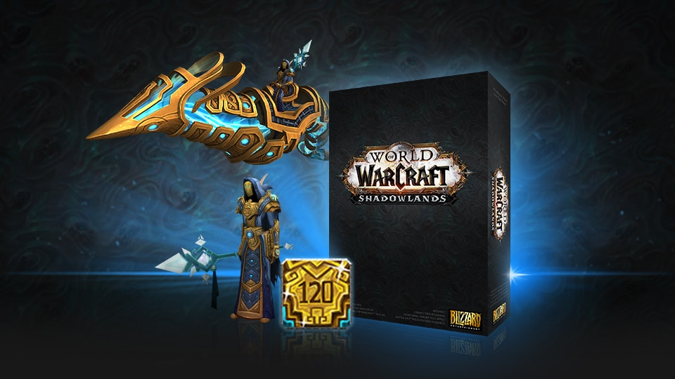 Edition Heroic World of Warcraft Shadowlands