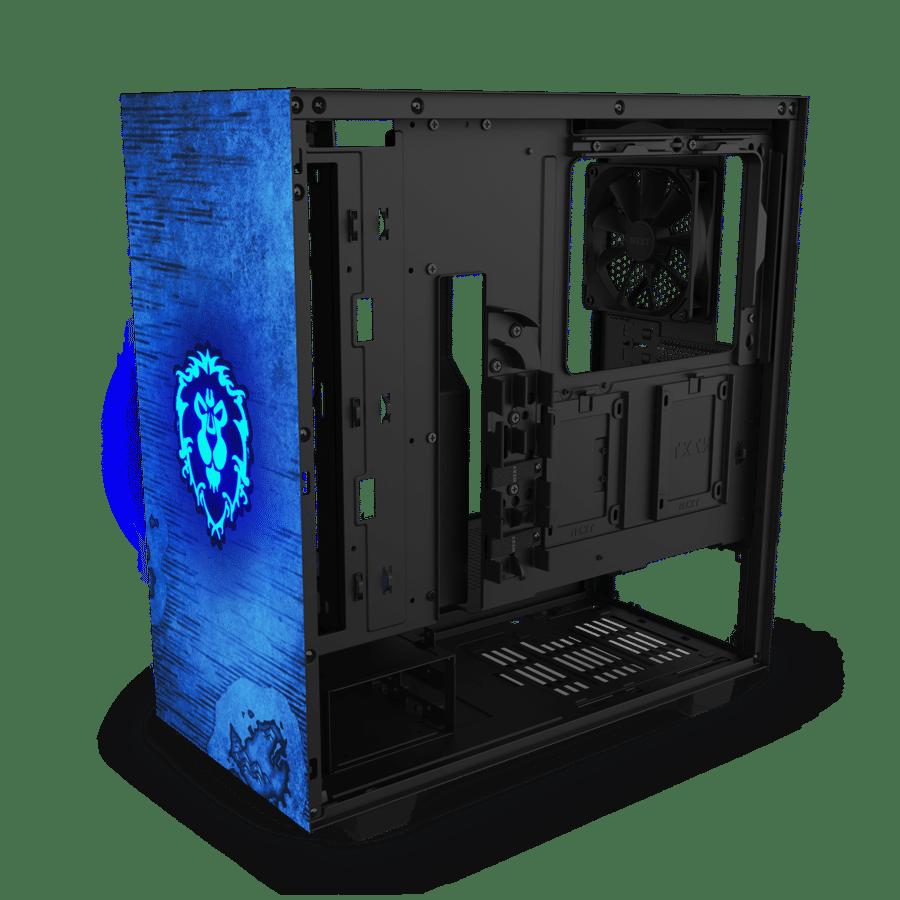 NZXT H510 World Of Warcraft Alliance