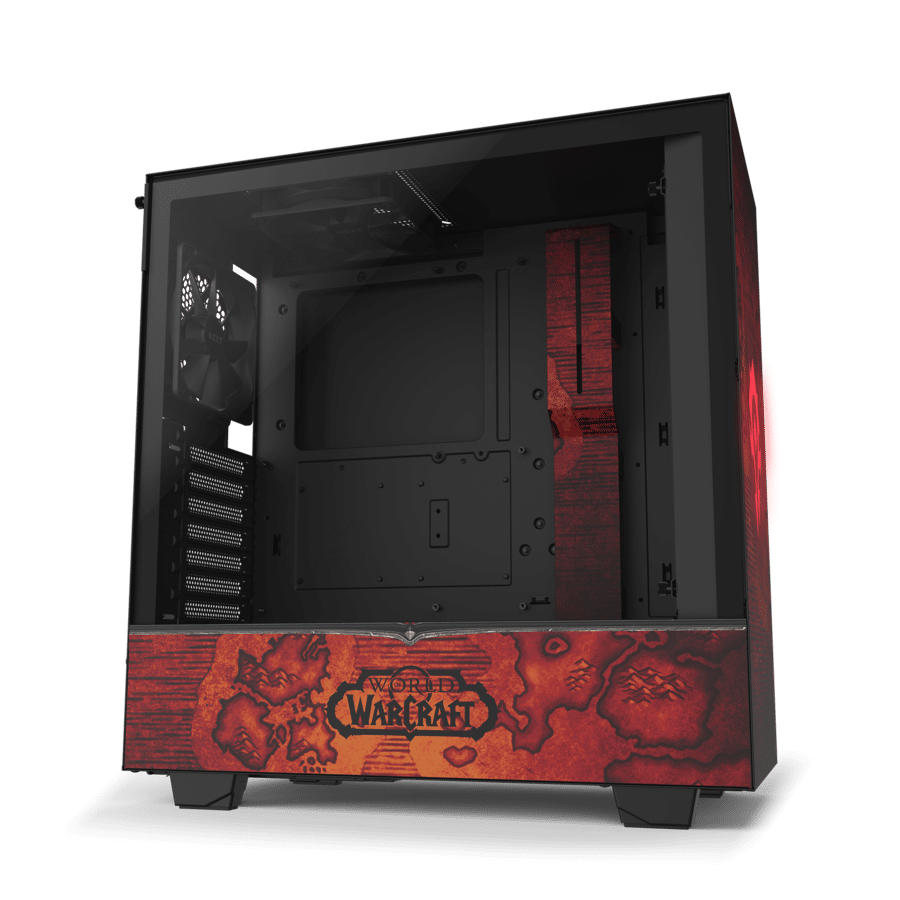 NZXT H510 World Of Warcraft Horde