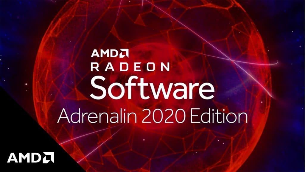 Pilotes AMD Adrenalin 2020 Edition 20.10.1