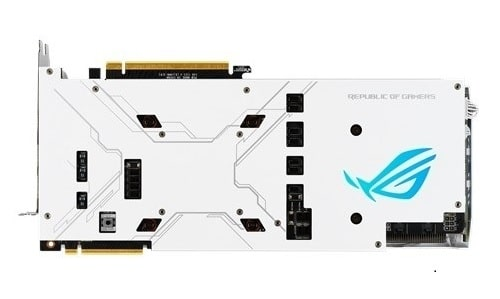 Asus Rog RTX 2080 Ti White Edition