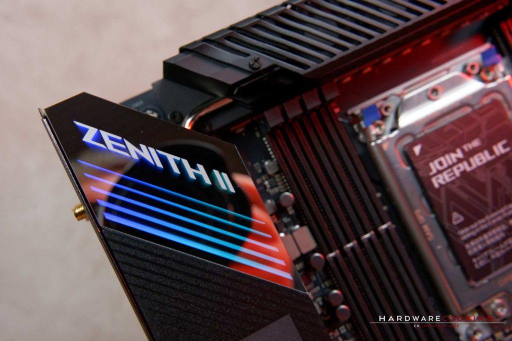 Test ASUS ROG Zenith II Extreme