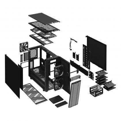 Fractal Design Deefine 7