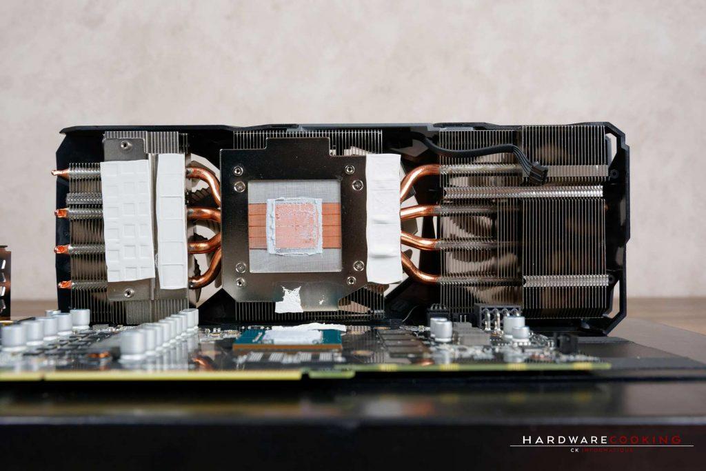Système de refroidissement GIGABYTE RTX 2060 GAMING OC PRO 6G