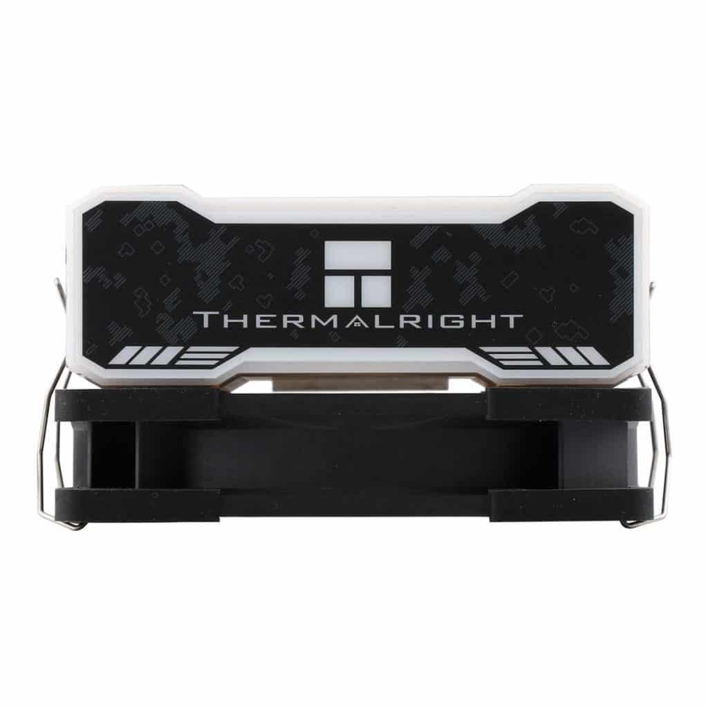 Thermalright Black Eagle dessus