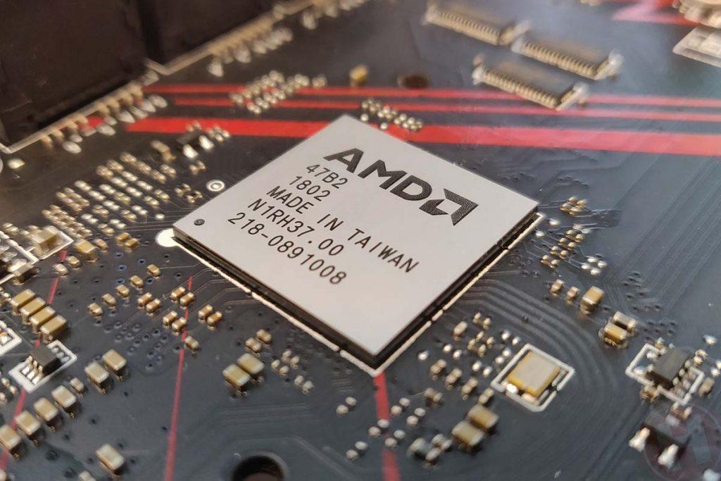 vulnérabilité AMD