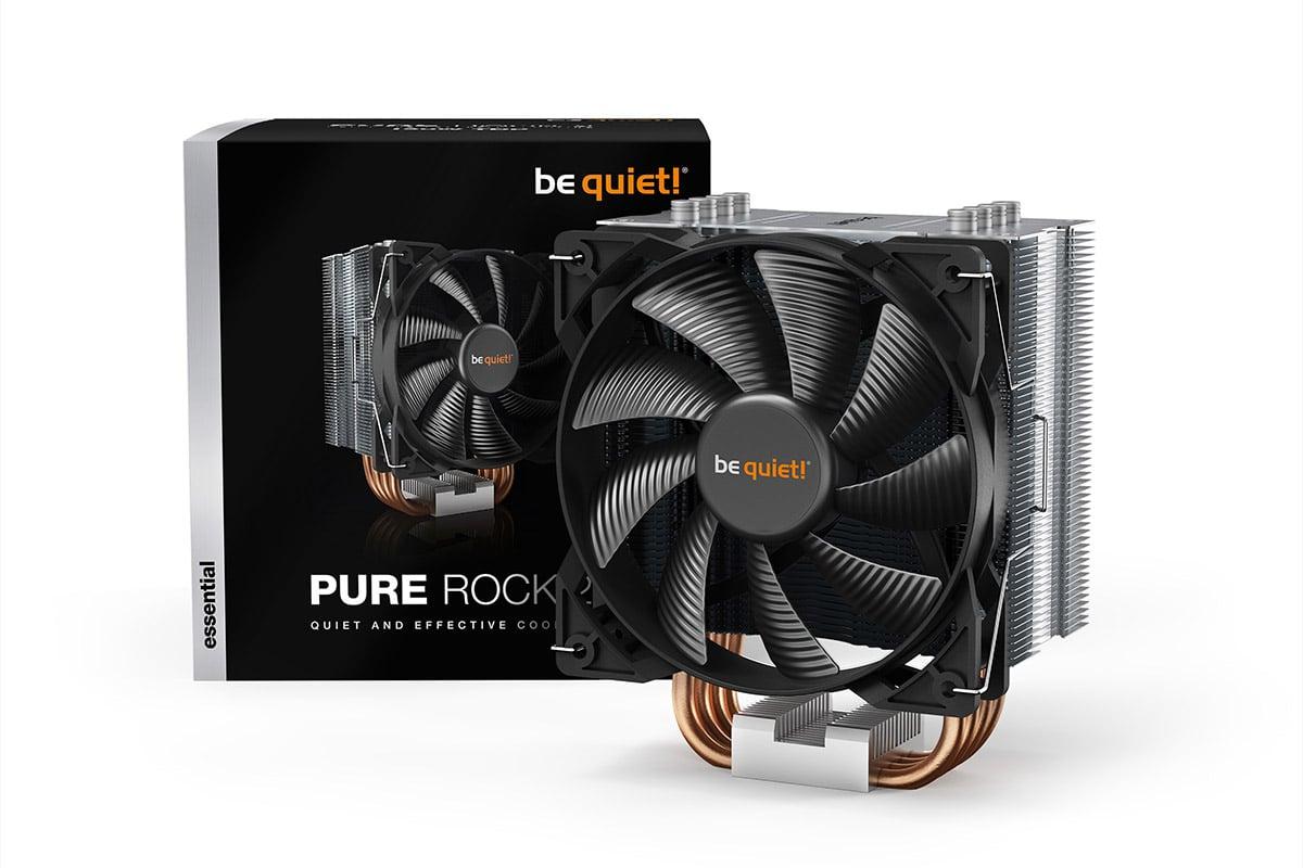 ventirad Be quiet! Pure Rock 2