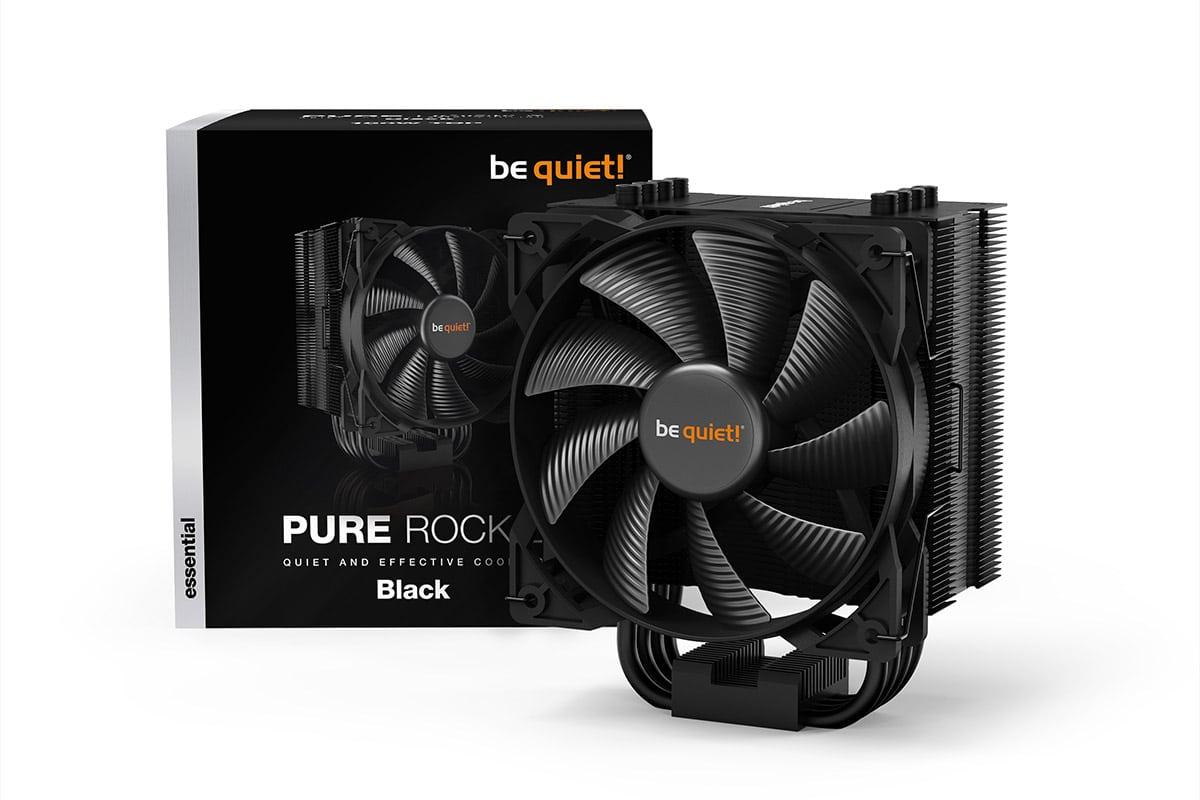 Be quiet! Pure Rock 2 Black