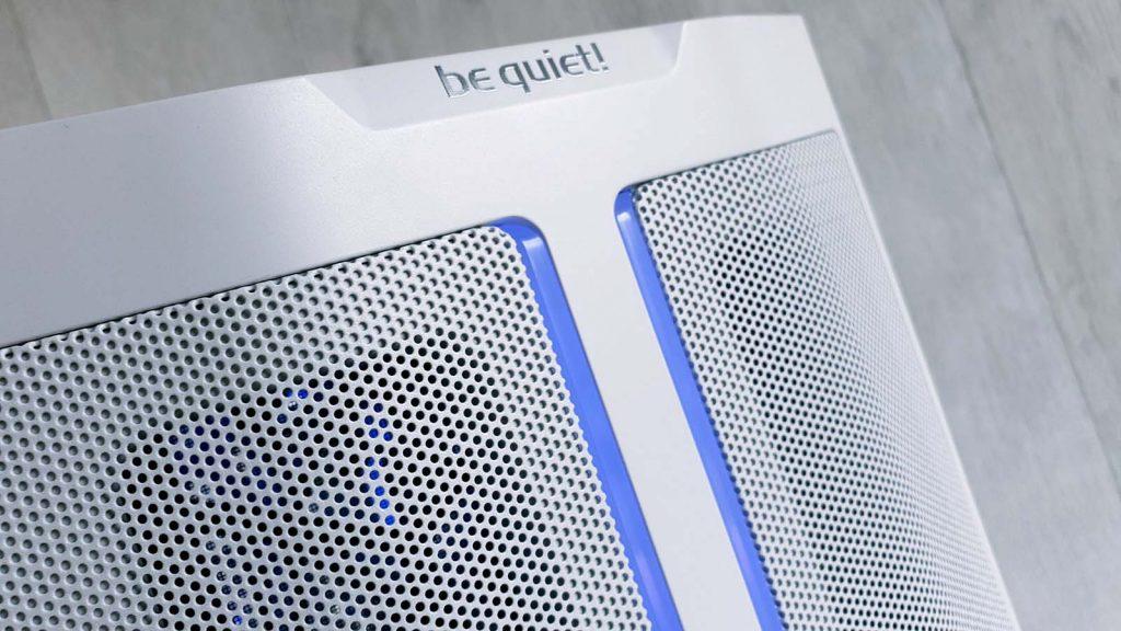 Build Pastel DX by Mod 83 logo be quiet!