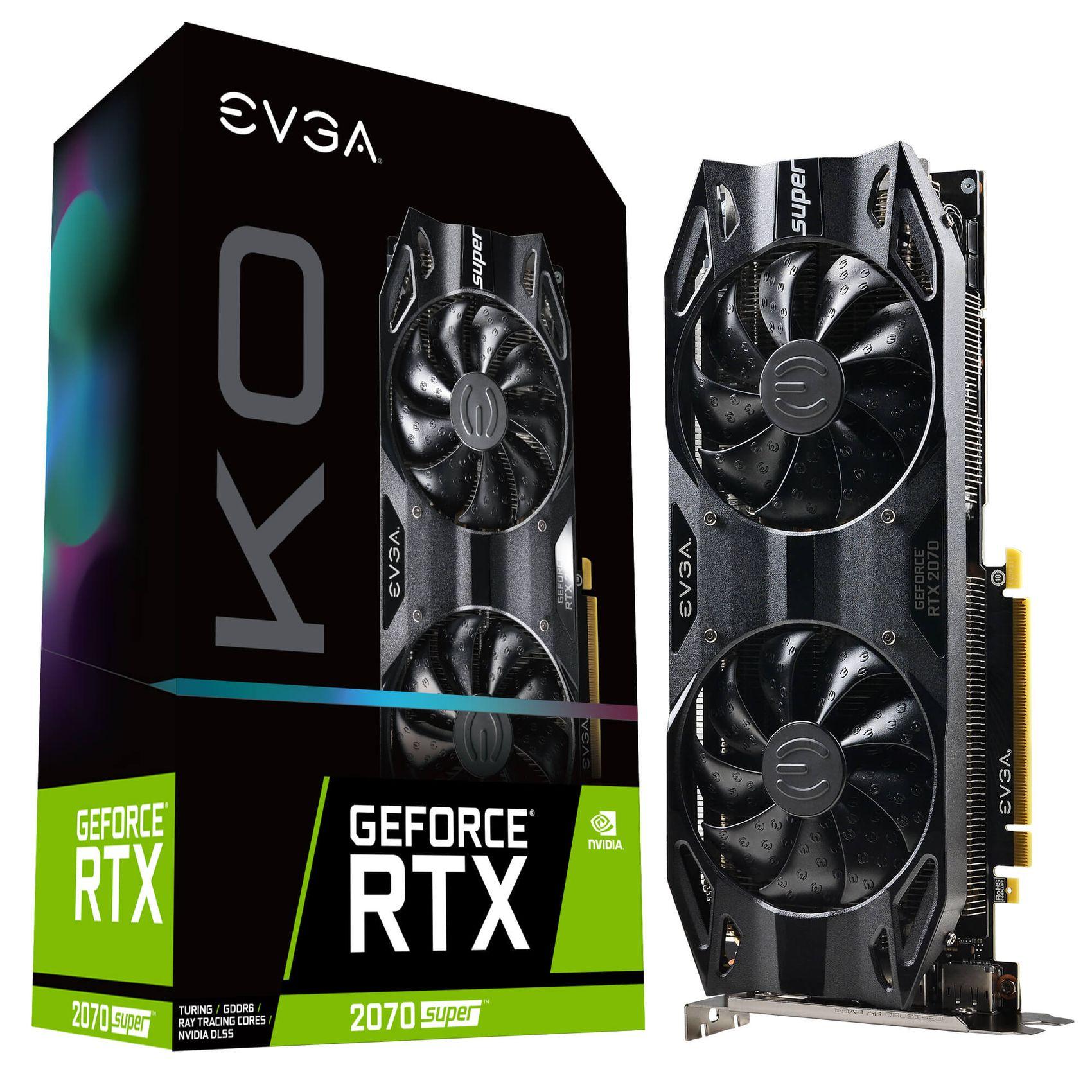 EVGA RTX 2070 SUPER KO