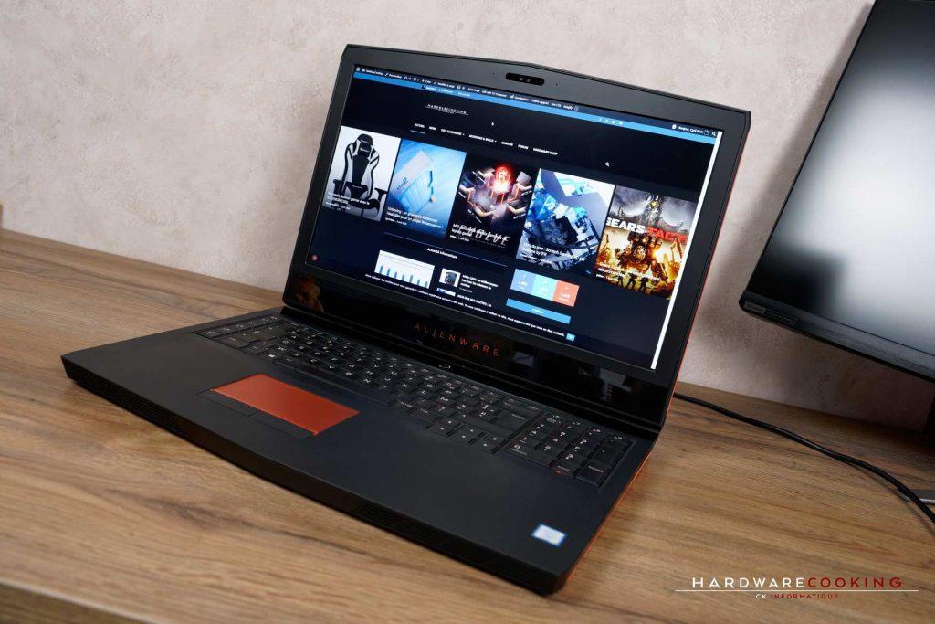 laptop Alienware 17 R4