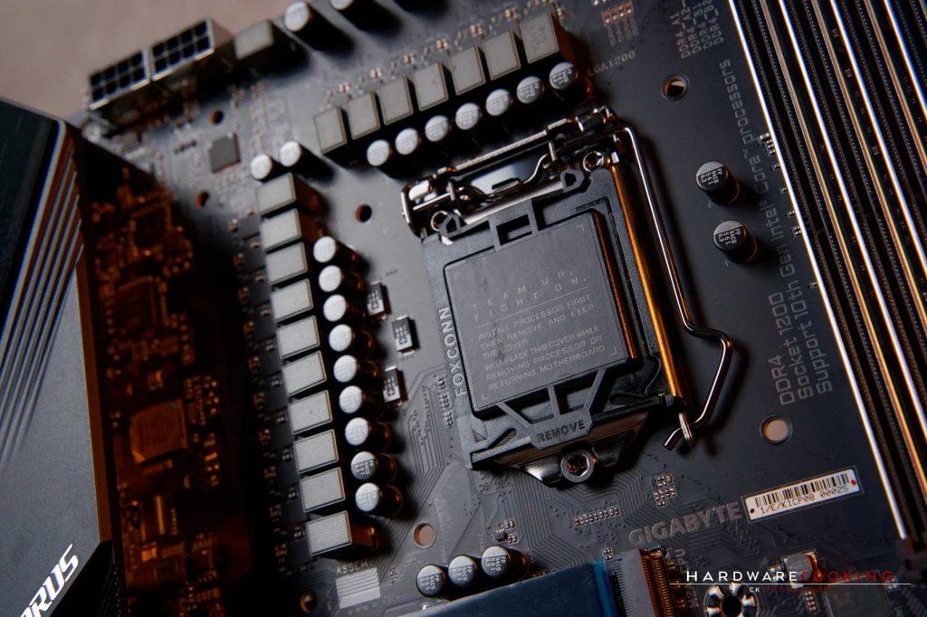 Socket Intel LGA 1200