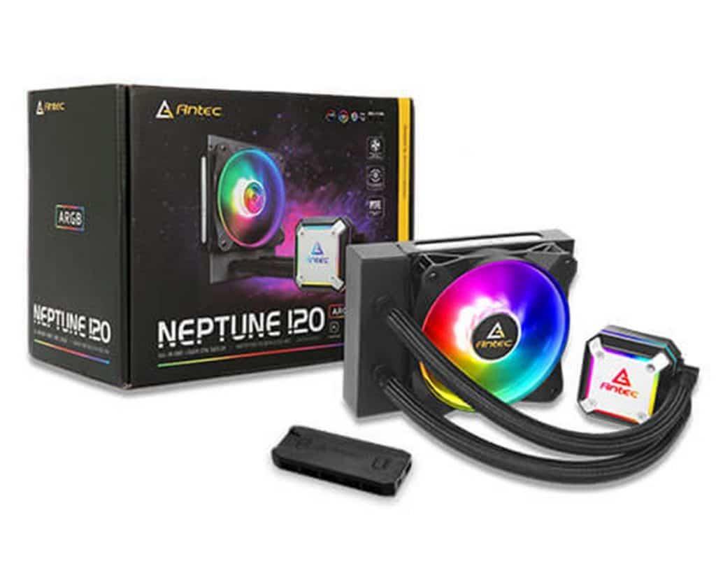 AiO ANTEC Neptune 120 boîte
