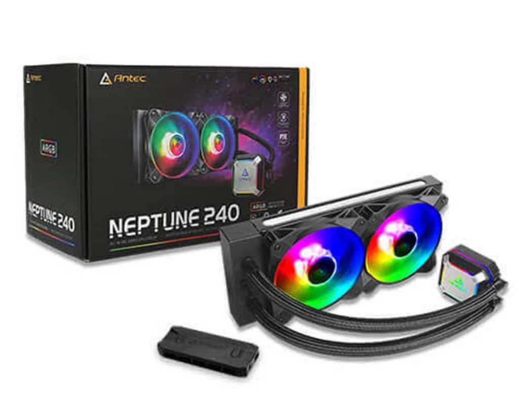 AiO ANTEC Neptune 240 boîte