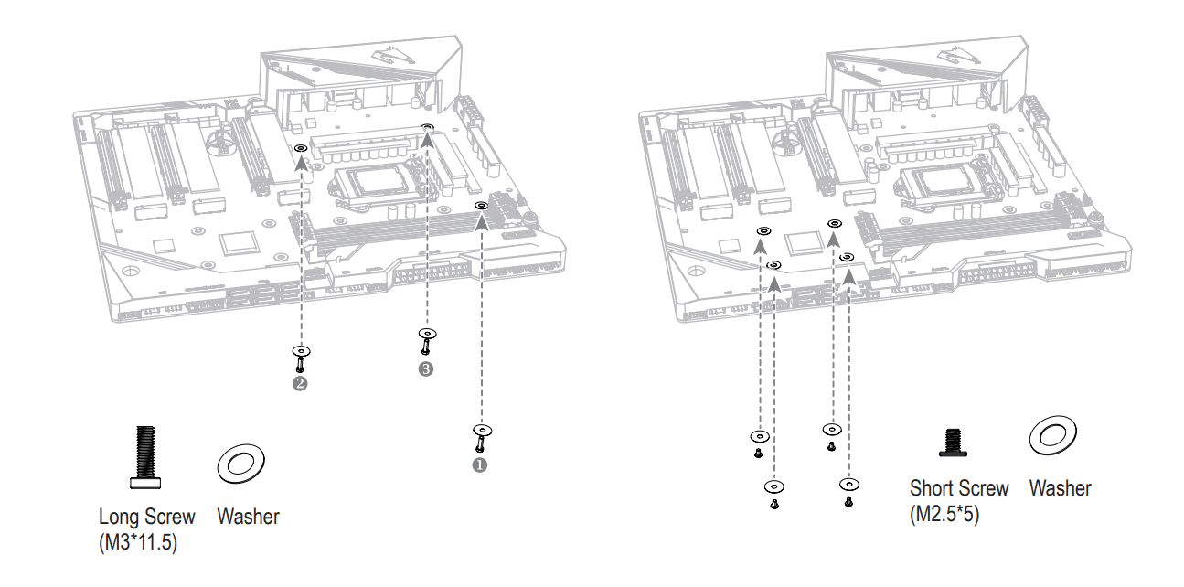 installation monoblock
