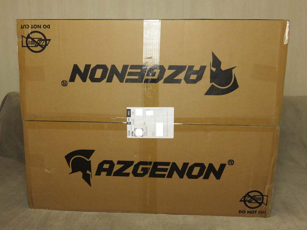 carton AZGENON